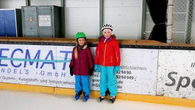 Fotoalbum Eislaufen Klasse 1 und 2