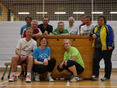 Fotoalbum Athletik-MK für Erwachsene