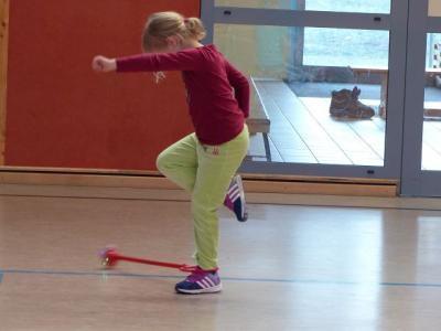 Fotoalbum Unsere Kleinsten beim Sport