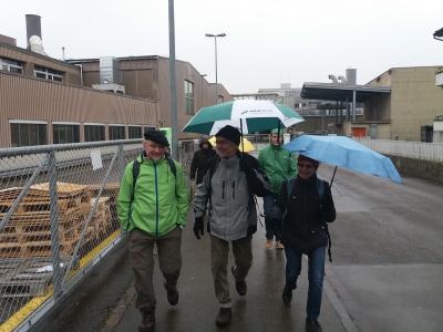 Fotoalbum Planetenweg-Wanderung Konstanz