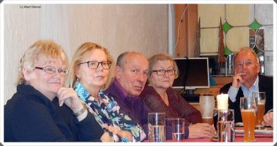 Fotoalbum Mitgliederversammlung + Vorstellung Frau Dorsch, Landratsamt Schwandorf