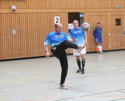 Fotoalbum Fußballtennis 4. Spieltag Moosburg