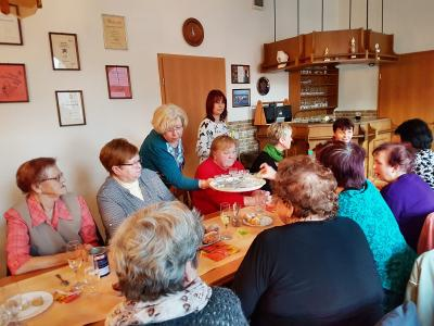 Fotoalbum Frauentagsfeier in der Bauernstube 2017