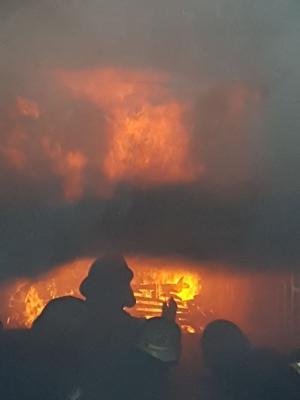 Fotoalbum Tm 2: Brandbekämpfung