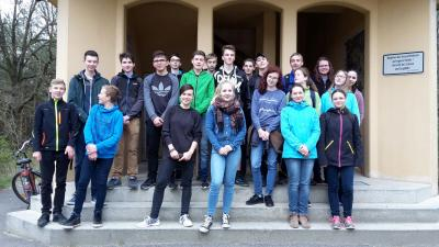 Fotoalbum Klassenfahrt Kl.9 nach Köthen/Spreewald