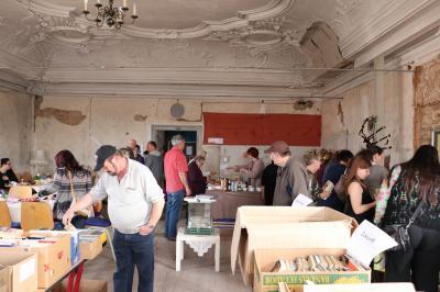 Fotoalbum Bücherflohmarkt & Fotoausstellung Nicole Herbst