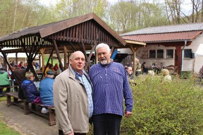 Fotoalbum 50. Fischerfest auf dem Südharzer Forellenhof in Wickerode