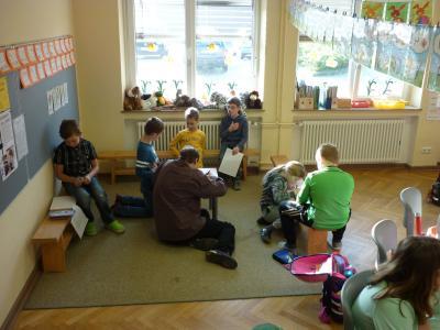 Fotoalbum Schreibwerkstatt BBW 2017 gemeinsam mit Oberschule Berne