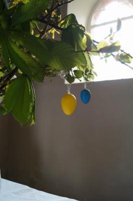 Fotoalbum Kinderfreundlicher Gottesdienst zu Ostern