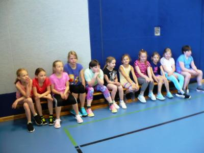 Fotoalbum Hochsprung - Olympiade