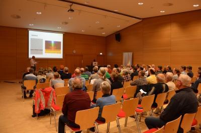 """Foto des Albums: """"Wie funktioniert Astronomie ohne Teleskop"""" Vortrag mit Uwe Schierhorn (13.04.2017)"""