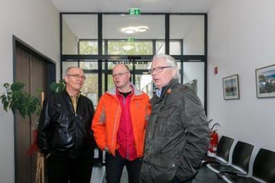 Fotoalbum Neue Fotoausstellung im Rathaus Schulzendorf