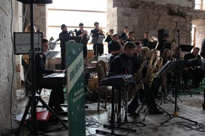 Fotoalbum Konzert der Bigband der Musikschule Wartburgkreis