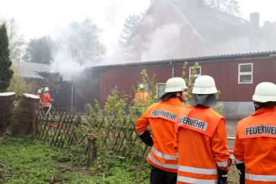 Fotoalbum Großbrand in Friedrichshagen
