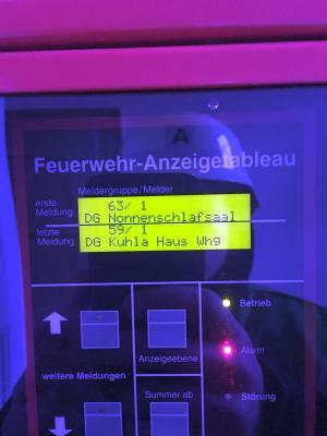 Fotoalbum Alarmübung in Fischbeck