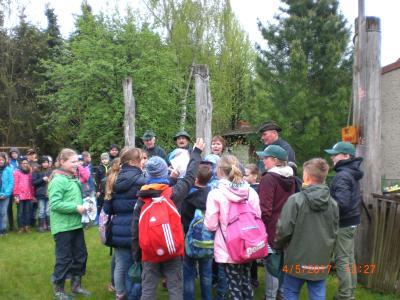 Fotoalbum Waldjugendspiele im Gadower Forst