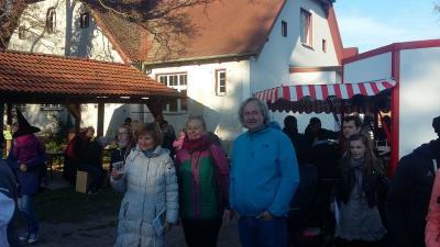 Fotoalbum Hexenfest und Tanz in den Mai in Butzow