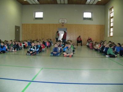 Fotoalbum Schulsporttag mit dem Sportverein TSV 1896 Ruppersdorf
