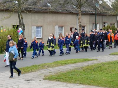 Fotoalbum 112 Jahre Freiwillige Feuerwehr Kletzke
