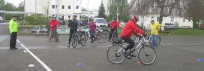 Fotoalbum Pedelec-Training