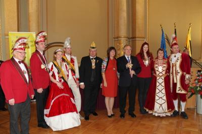 Fotoalbum Empfang beim Ministerpräsidenten v. Sachsen-Anhalt