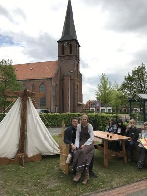 Fotoalbum Mittelalterliches Schulfest