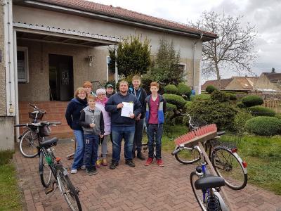 """Fotoalbum Aktion """"Jugend packt an - Ein Wochenende für Elbe-Elster"""""""