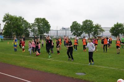Fotoalbum Tag des Mädchenfußball