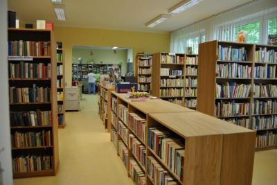 Fotoalbum Langer Bücherabend im Alternativen Büchermarkt