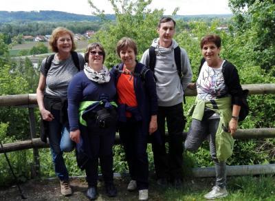 Fotoalbum Bezirkswandertag Waldkraiburg 2017