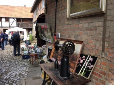 Fotoalbum Trödelmarkt auf Heinemanns Hof