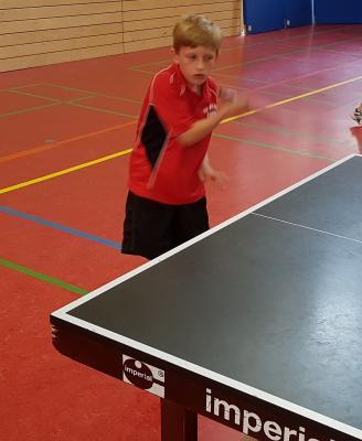 Fotoalbum Tischtennis-Nachwuchs in Hohen-Neuendorf