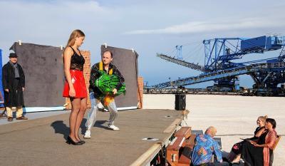 """Fotoalbum """"Im Himmel ist der Teufel los"""" - ab 16. Juni auf der höchsten Bühne zwischen Magdeburg und Ostsee"""