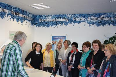 """Fotoalbum """"Cleaning und Capitol!""""  LandFrauen Steinfeld-Mühlen"""