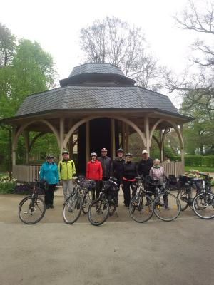 Fotoalbum Fahrradtour für Alle