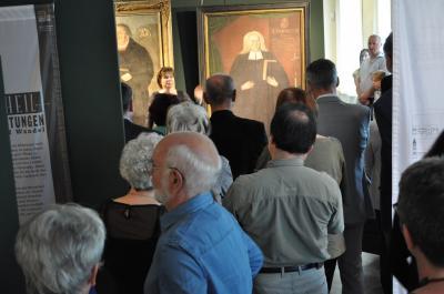 Foto des Albums: Ausstellung Seelenheil und Bürgerstiftungen (27.05.2017)