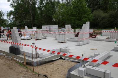 Fotoalbum Grundsteinlegung für die neue Kita in Brüssow