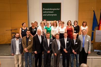 Fotoalbum Brandenburgischer Lehrinnen- und Lehrerpreis