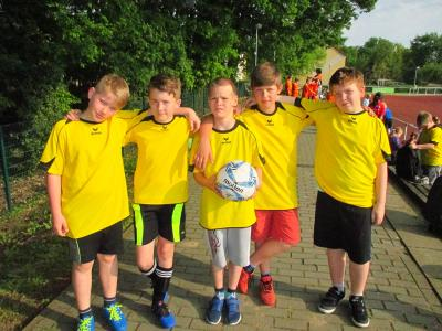 Fotoalbum Fußballturnier in Havelberg