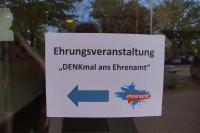Fotoalbum DENKmal ans Ehrenamt - Ehrungsveranstaltung
