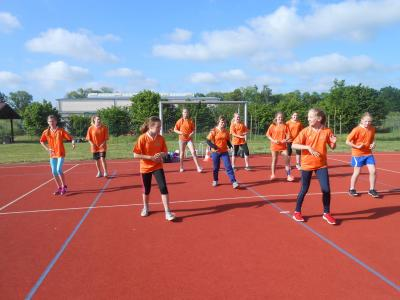 Fotoalbum Schulsportfest am Kindertag