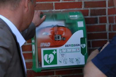 Fotoalbum Defibrillatoren auf Baltrum
