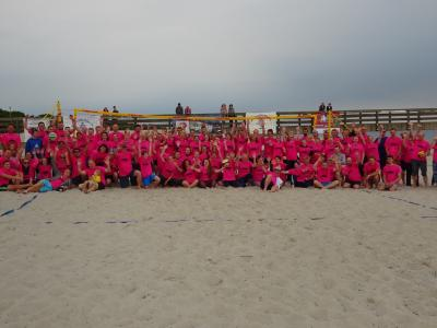 Fotoalbum BeachCup am 3. Juni 2017 an der Seebrücke in Boltenhagen