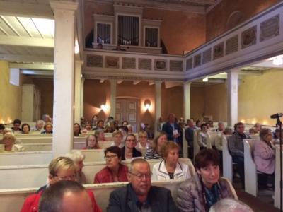 Fotoalbum 170 Jahre Diakonie in Brüssow /Konzert in der Kirche