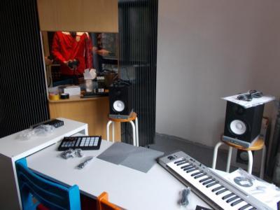 Fotoalbum Die Musikkabine