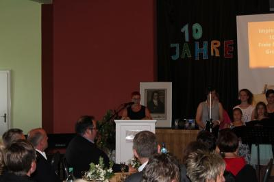 """Fotoalbum """"Wir werden 10"""" - offizieller Festakt und Party mit PaperPlane und Jolly Jumper"""
