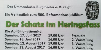 Fotoalbum Der Schatz im Heringsfass