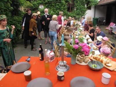 """Fotoalbum Kinderkirchen-Sommerfest """"Festgelage"""""""