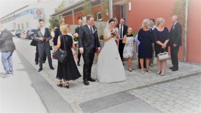 Fotoalbum Hochzeit Nadine und Thomas