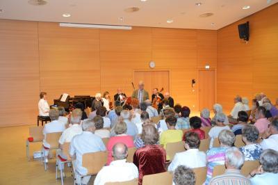 Fotoalbum Konzert der Zwickauer Kaffeehausmusikanten
